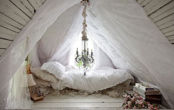 Simply Shabby Chic bedding