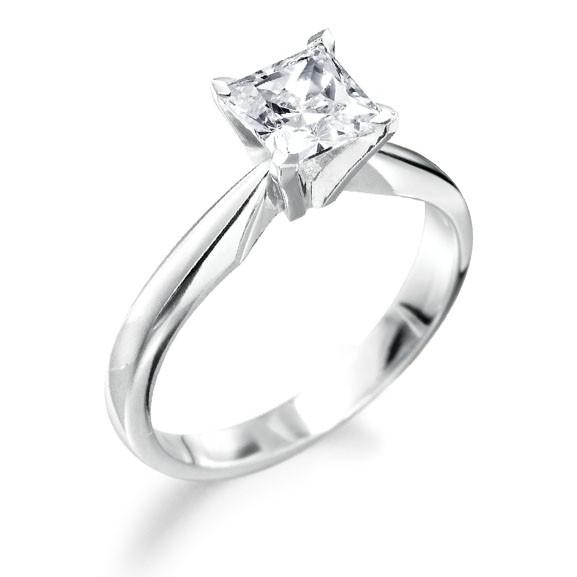 platinum_princess_cut_diamond_ring_0.70ct