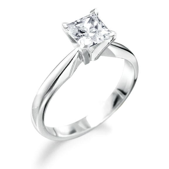 platinum_princess_cut_diamond_ring_0.70ct