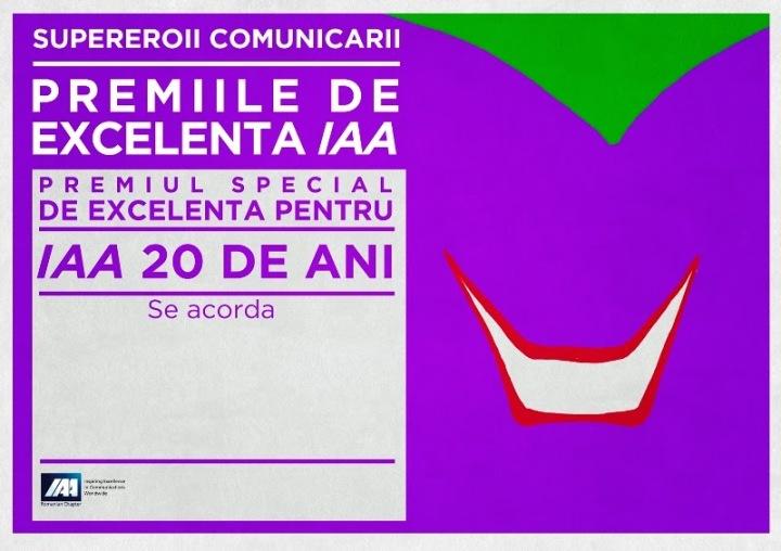 joker- premiul special 20