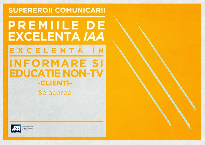 wolverine- Excelenta in Informare si Educatie non-TV