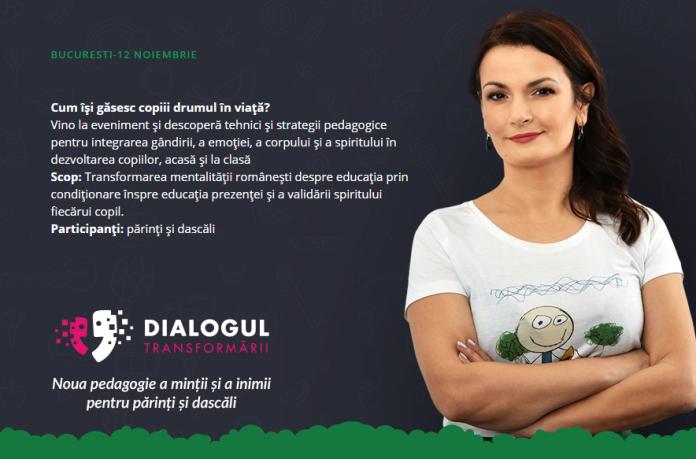dialogul transformarii