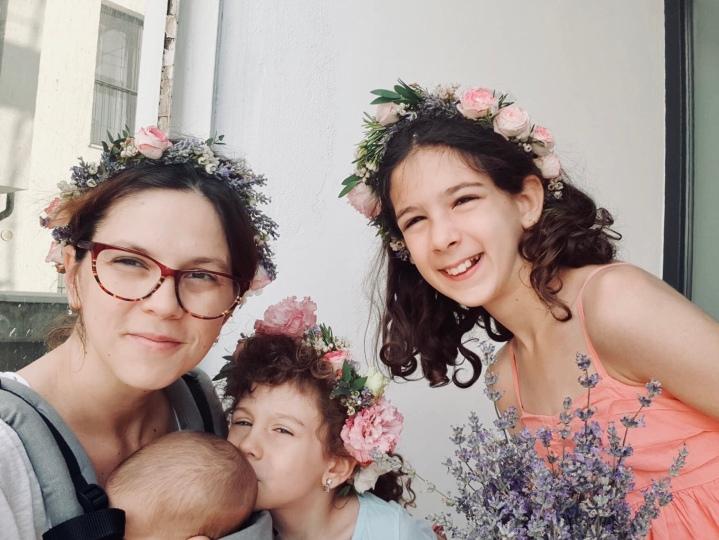 Am întrebat-o pe Valentina: De ce să faci 3 copii când părinții sunt doar2?