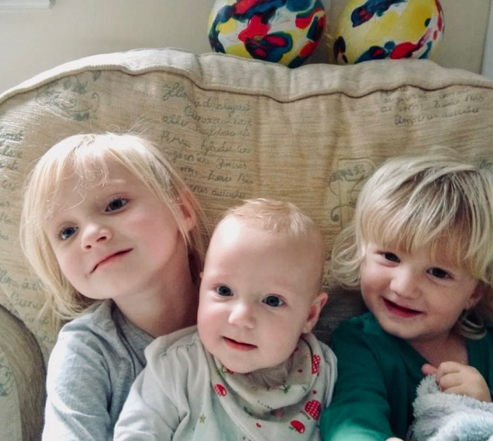 Am întrebat-o pe Patricia: De ce să faci 3 copii când părinții sunt doar2?