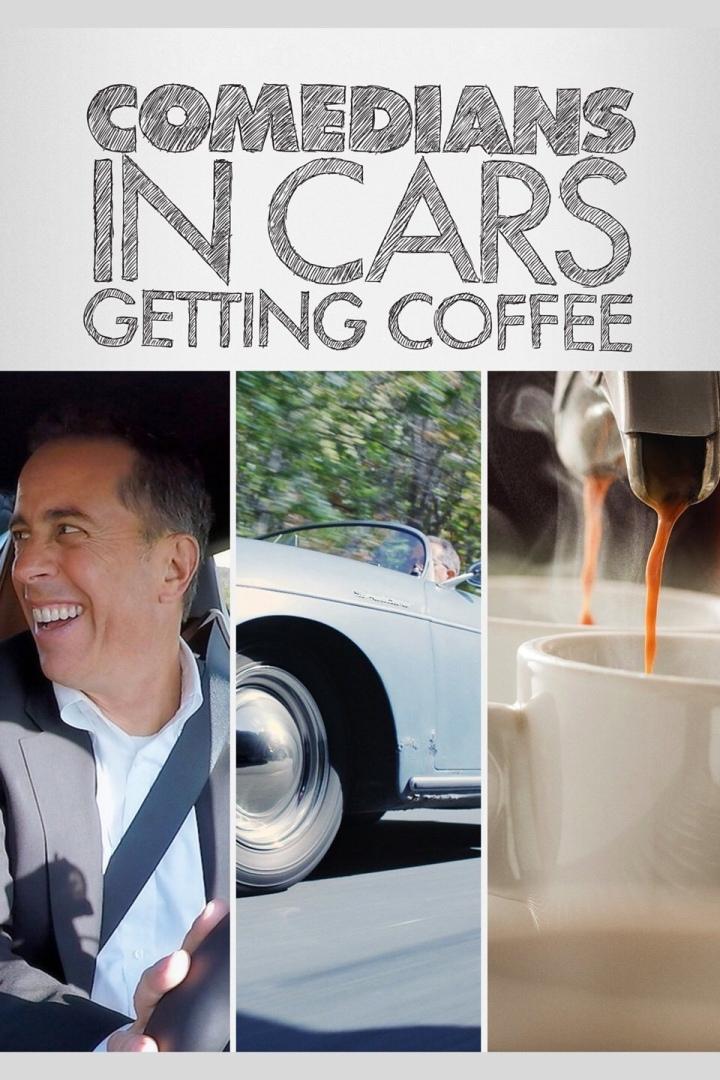 Râd pe înfundate la Comedians in cars gettingcoffee