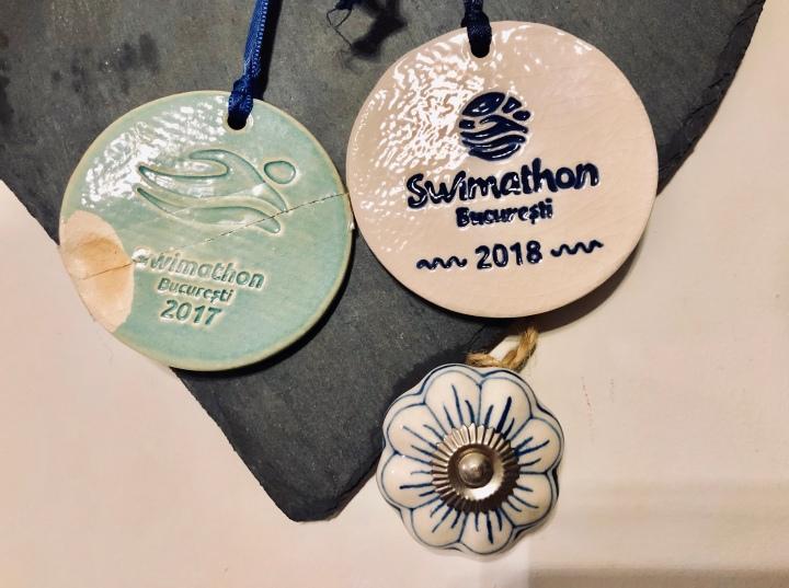 Oricine poate să facă valuri la Swimathon, înotători, donatori,vorbitori